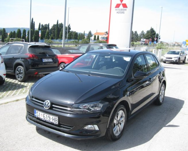 vw polo crni